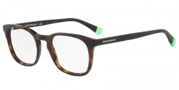 Emporio Armani Eyeglasses Emporio Armani Eyeglasses 0EA3118F