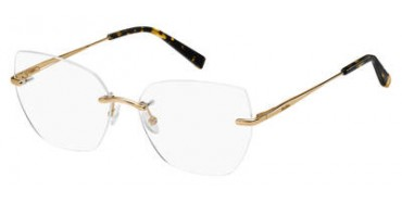Eyeglasses Max Mara 1327 0YDC Burgundy Havana